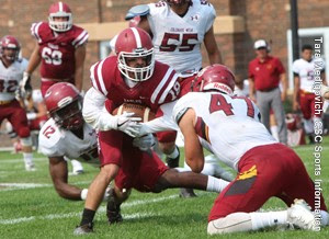 Record-breaking outing soured by loss for Chadron State