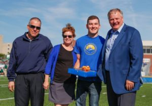UNK Award: Family support helps Grossnicklaus deal with disability, follow own path