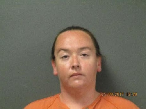 Gering woman charged with meth distribution