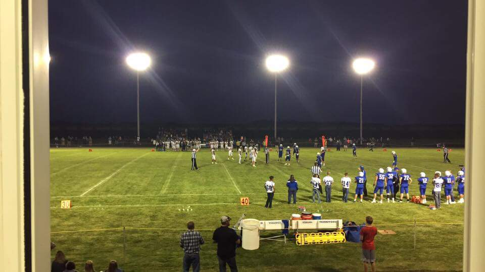 (Audio) Elm Creek tops Bertrand 34-16