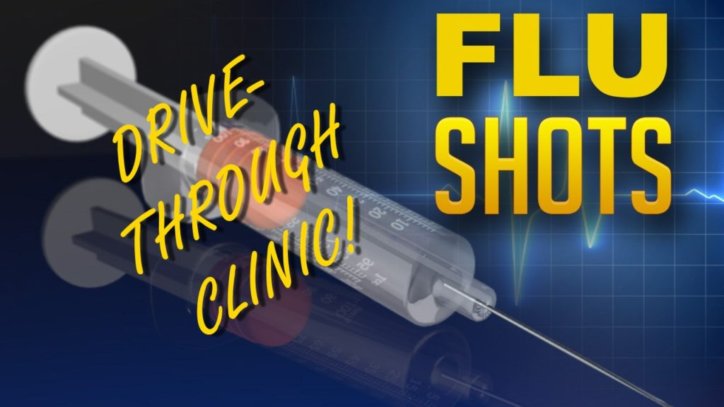 Regional West Drive-Through Flu Shot Clinic Set for October 6