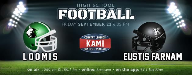 HS Football: KAMI