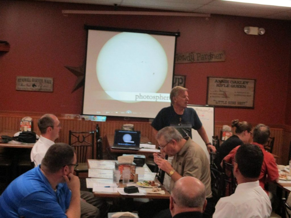 (Audio) West Point Optimist Club Hears From Gary Fugman