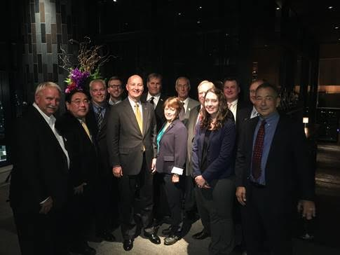 Gov. Ricketts Touts Nebraska's Beef and Tourism on Second Day of Trade Mission to Japan