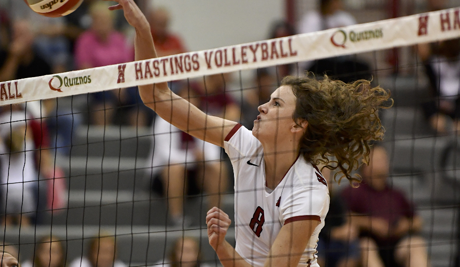 Hastings College Continues To Roll