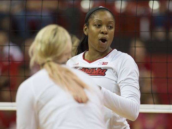Holman Named B1G Defensive Player of the Week
