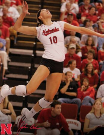 Nebraska to Retire Larson's Jersey on Sept. 29