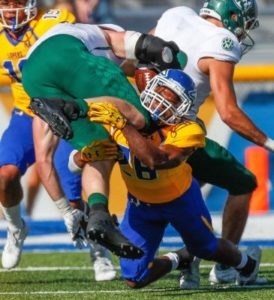 (Audio) Lopers Play Tough But Fall To Northwest Missouri