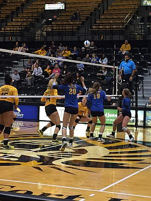 (Audio) Lopers Start Busy Week With Win At Hays