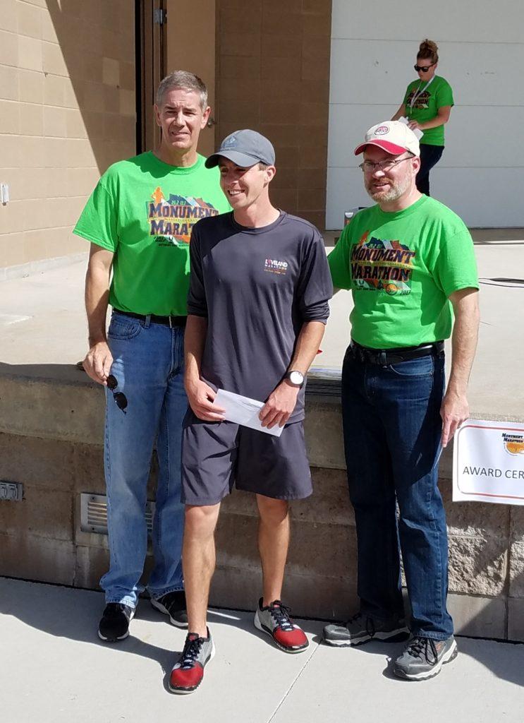 Cheyenne man wins Platte Valley Companies Marathon; New record in Half Marathon