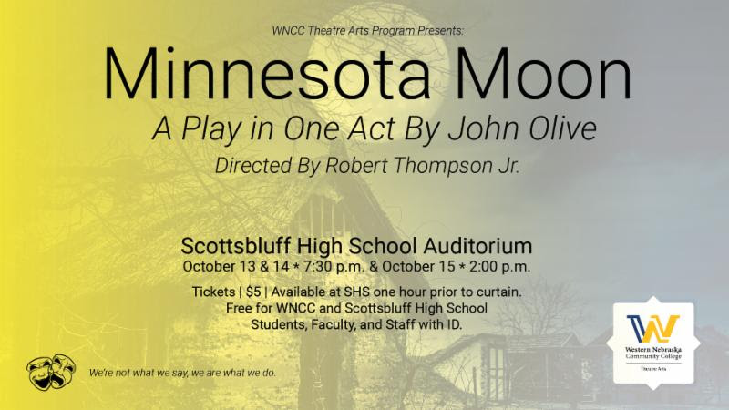 Tickets available for WNCC's first theatre production of the new season