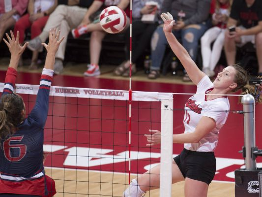 (Video) Huskers Start Big Ten Action This Week
