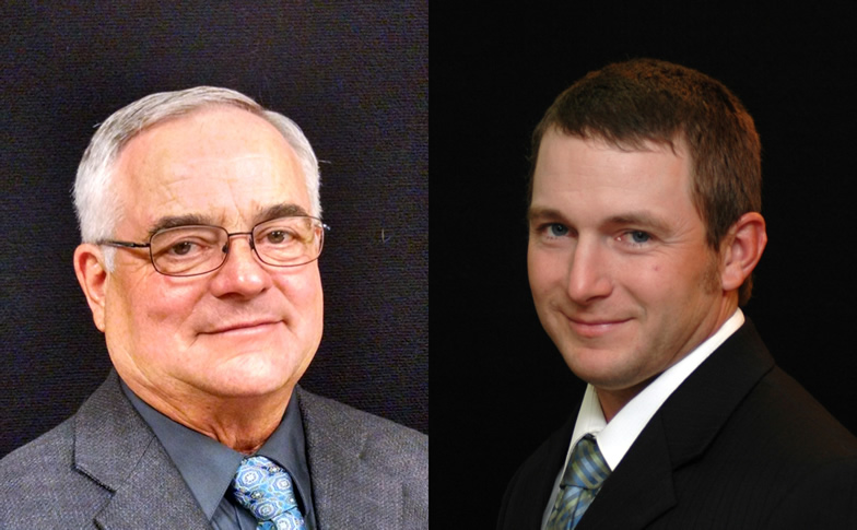 Robertson and Delsing Re-Elected Chair and Vice Chair of NWB