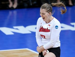 Husker Volleyball shocks Penn State