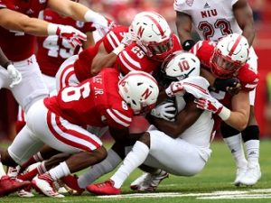 Riley and Huskers Move Forward