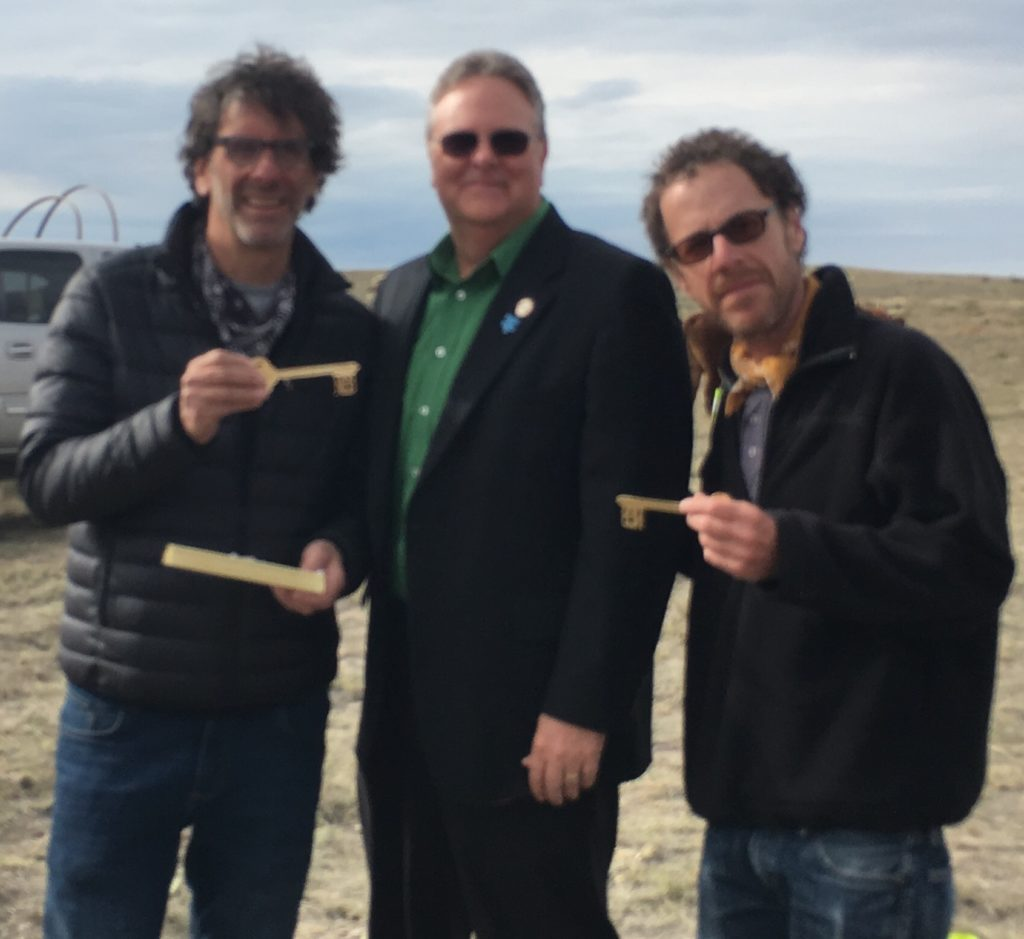 That's a Wrap! Coen Brother's production completes filming in Western Nebraska
