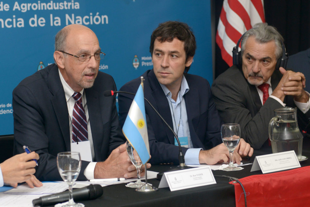 Nebraska co-hosts agricultural workshop in Argentina