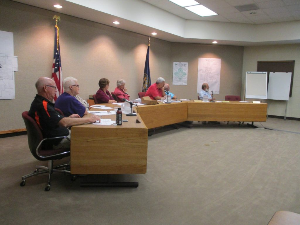 (AUDIO) West Point City Council meets in special session