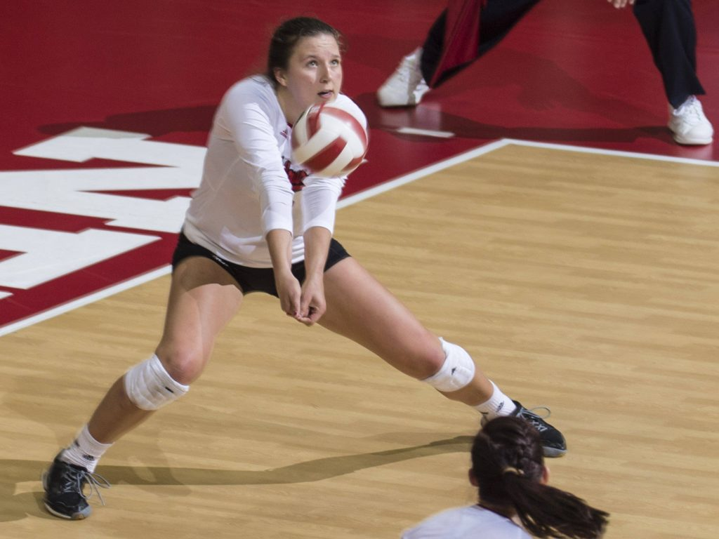 Huskers Sweep Rutgers for 2-0 Big Ten Start