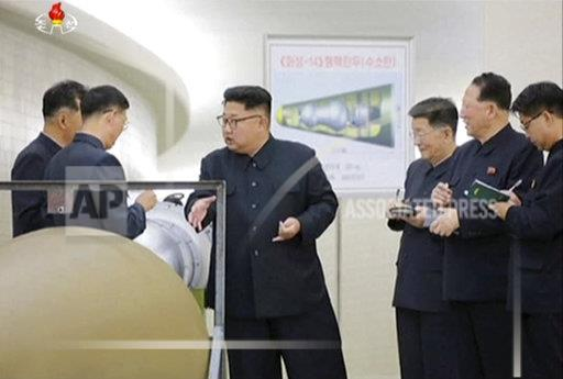 North Korea Conducts Sixth Nuclear Test