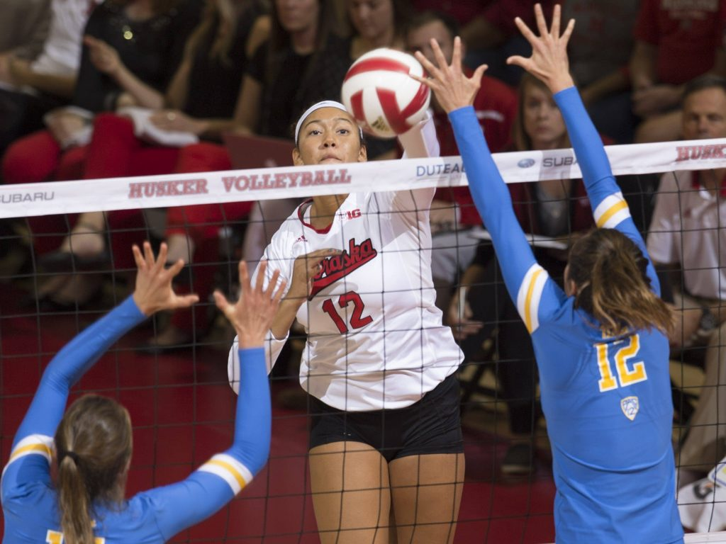 Huskers Begin Big Ten Play at No. 2 Penn State