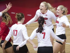 Huskers Set for Three Matches at Omaha Challenge