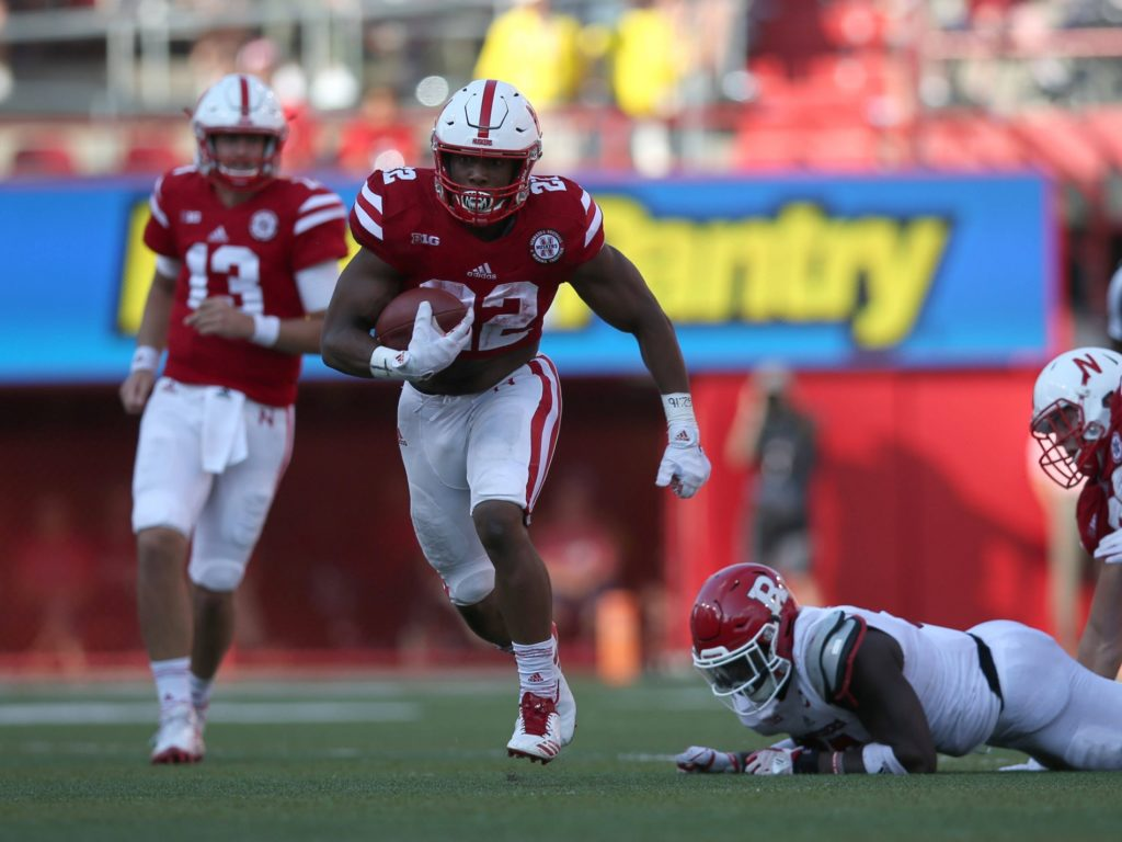 Huskers Prepare for First B1G Road Matchup