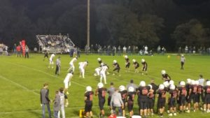 (Audio) Elm Creek at Amherst - September 29, 2017