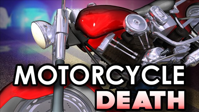 Authorities say Norfolk motorcycle crash victim died at hospital