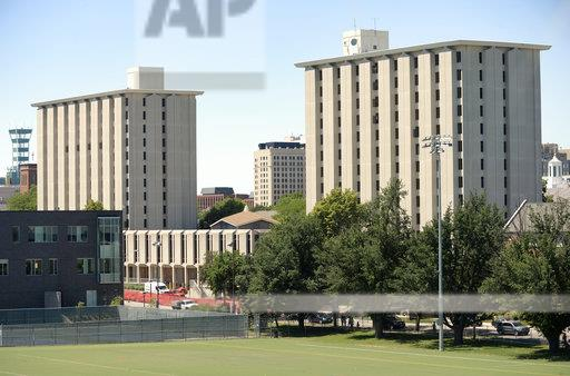 UNL sets Dec. 22 as date to raze 2 dorm high-rises