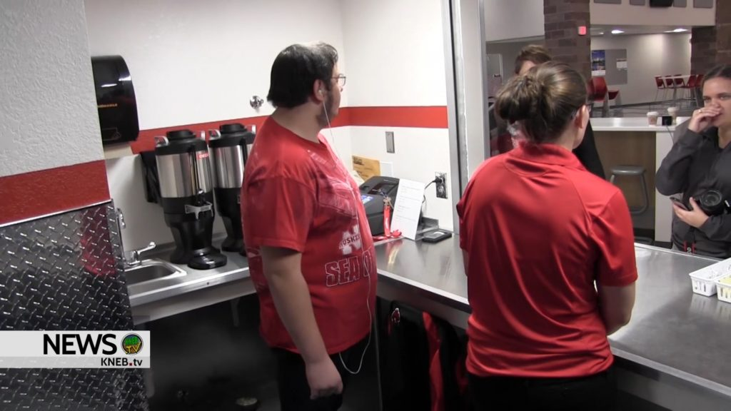 Bearcat Bistro open for business at Scottsbluff High School