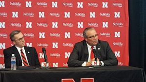 (Video) Moos Announced As New Director Of Athletics At NU
