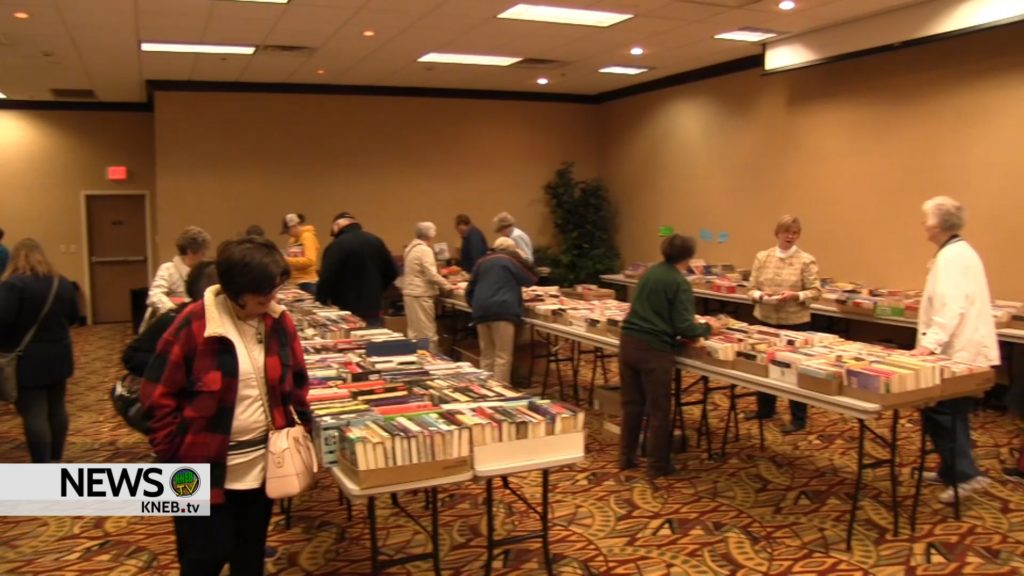 Friends of the Lied Scottsbluff Public Library Book Sale a success