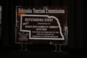 Broken Bow's Nebraska 150 observance awarded