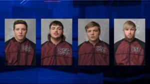 4 former Chadron State wrestlers plead not guilty to hazing