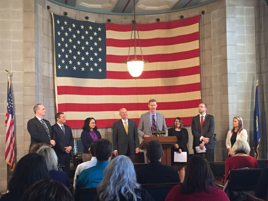 Gov. Ricketts, State Agencies Highlight Customer Service and Operational Excellence Successes