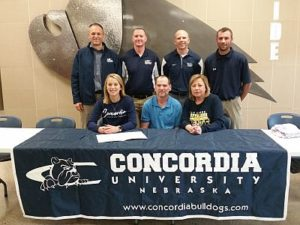 (Video) Elm Creek Star Headed To Concordia