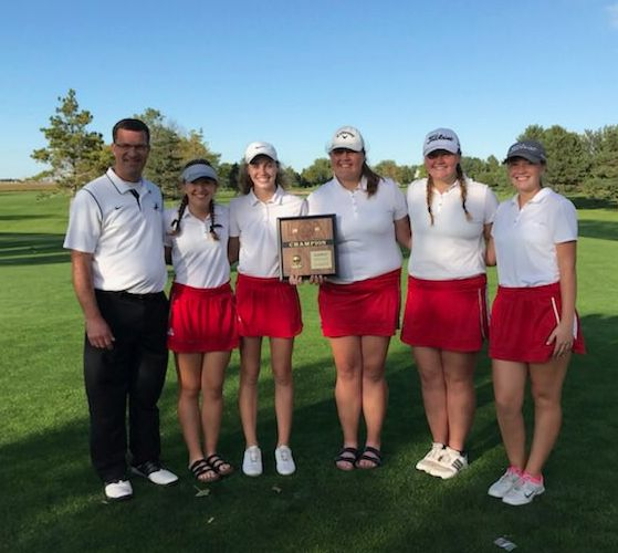 Bluejay wins district individual title; Huskies win team championship