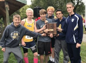York and Aurora take team titles at Central Conference meet