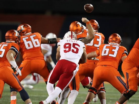 Nebraska Football: Stille Earns Big Ten Honor