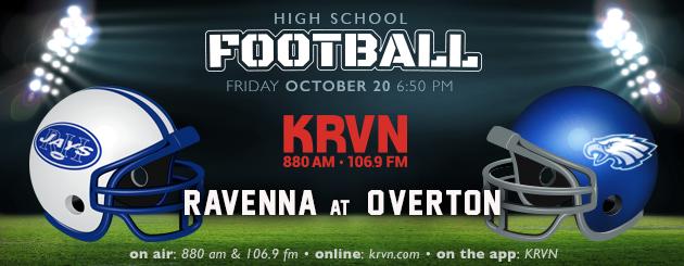 HS Football: KRVN