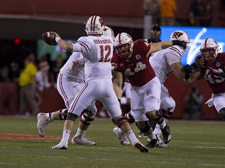 Huskers Look to Slow Down Buckeyes