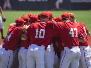 Huskers Wrap Up Fall Practice