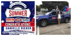 (AUDIO) All American Summer pickup delivered to Eustis winner