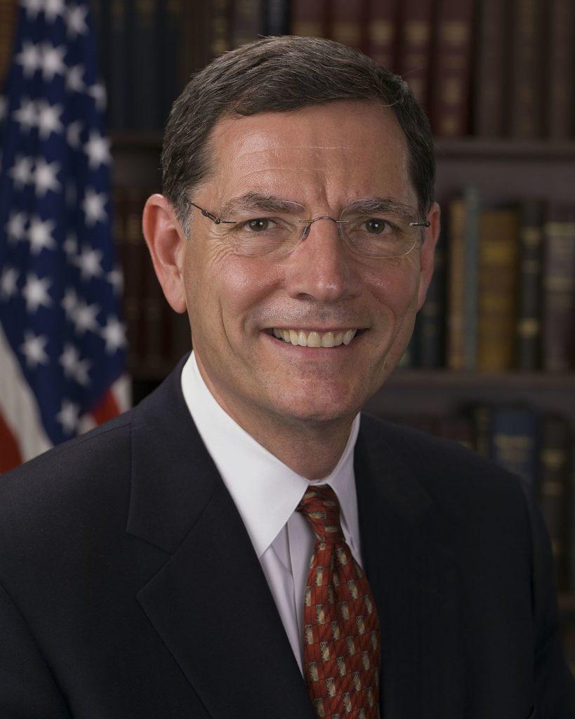 U.S. Senator John Barrasso considered for, declines White House job