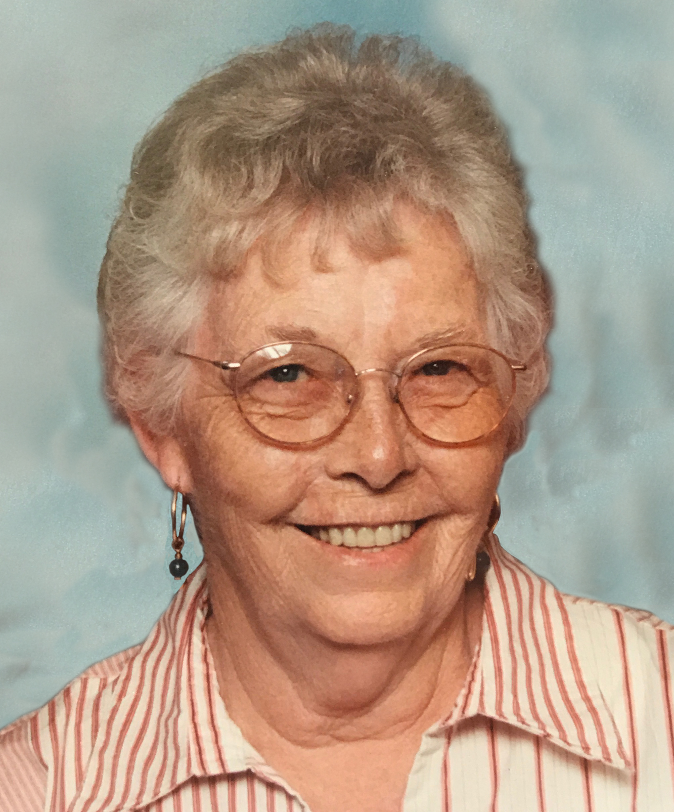 Shirley Letha Scarrow, 76 years of age, of Oxford, Nebraska