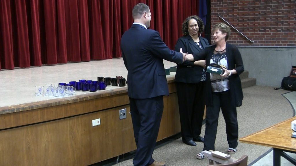 Longstanding state employees recognized for years of service