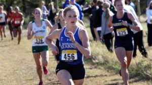 Lopers Run Well At MIAA Meet