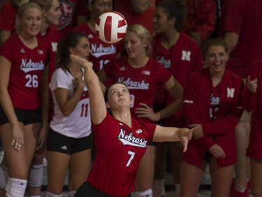 Huskers Top No. 10 Spartans in East Lansing, 3-1