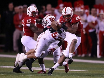 Huskers Focused on Run Game in Preparation for Ohio State